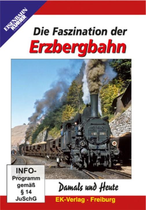 DVD: Die Faszination der Erzbergbahn. Damals und Heute