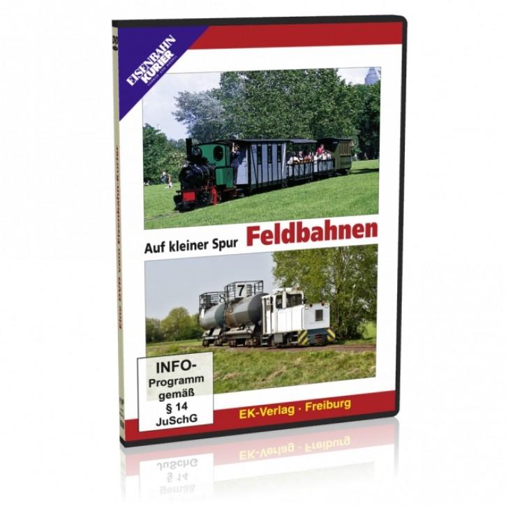 DVD: Feldbahnen. Auf kleiner Spur