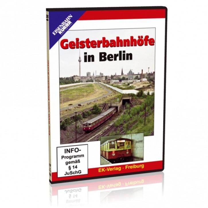 DVD: Geisterbahnhöfe in Berlin