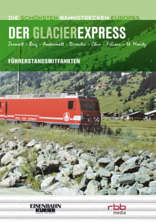 DVD: Schweiz: GlacierExpress Zermatt - St. Moritz