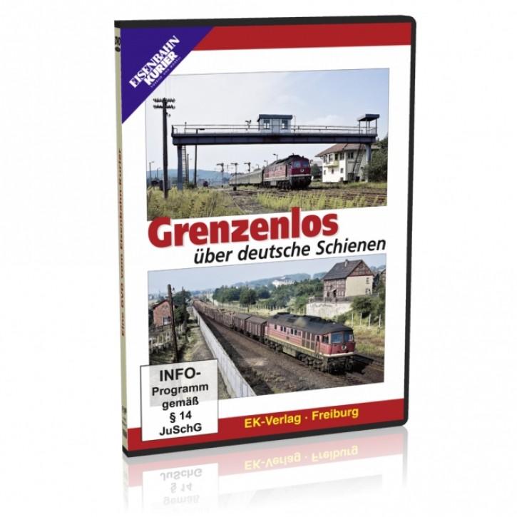 DVD: Grenzenlos über deutsche Schienen