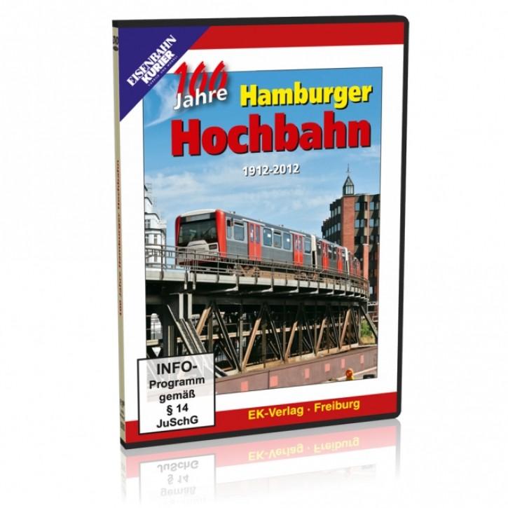 DVD: 100 Jahre Hamburger Hochbahn. 1912-2012