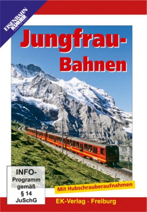 DVD: Jungfraubahnen