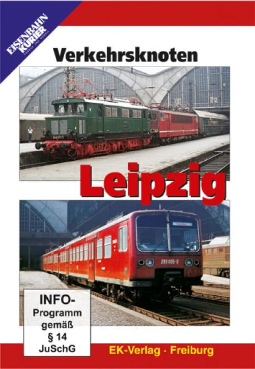 DVD: Verkehrsknoten Leipzig. Einst & jetzt