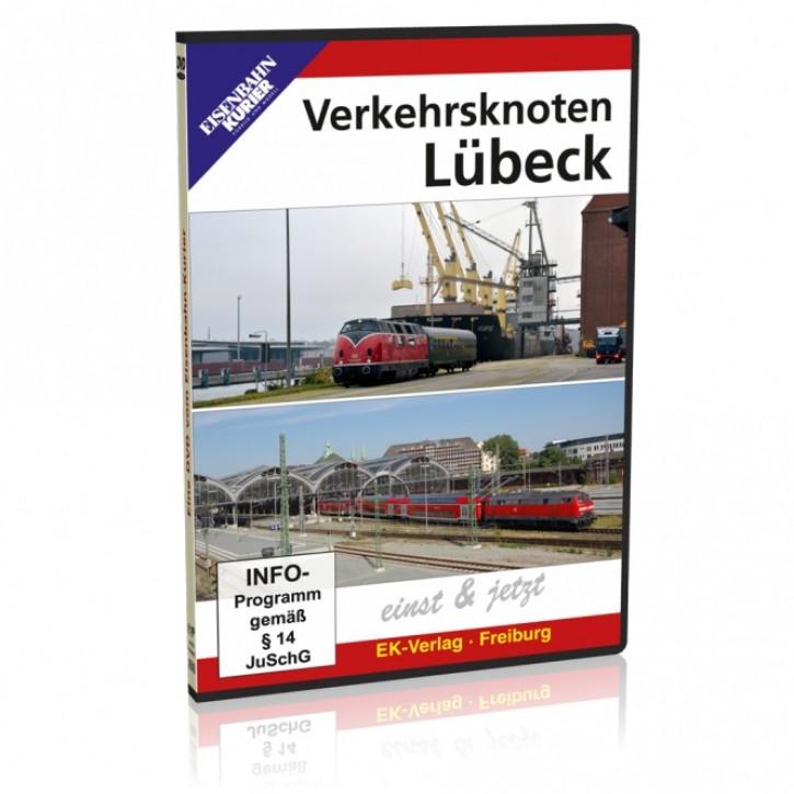 DVD: Verkehrsknoten Lübeck einst & jetzt