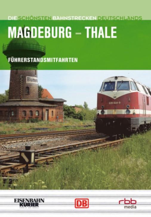 DVD: Die schönsten Bahnstrecken Deutschlands. Magdeburg - Thale