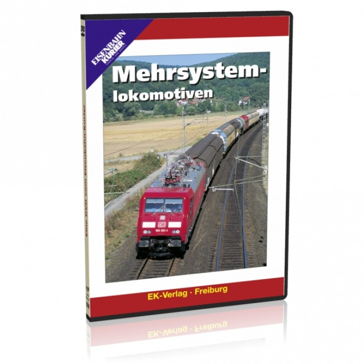 DVD: Mehrsystemlokomotiven
