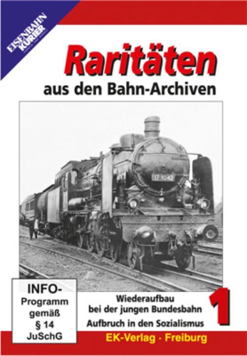 DVD: Raritäten aus den Bahn-Archiven 1