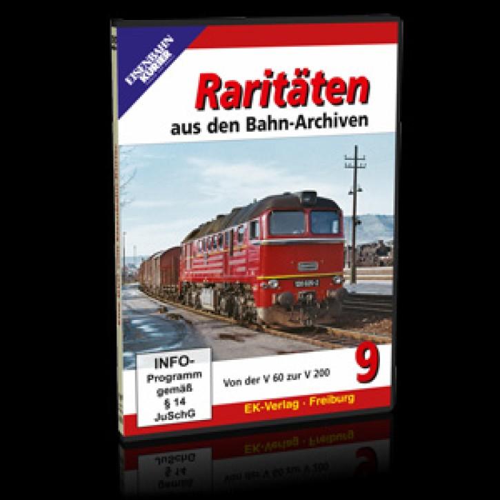 DVD: Raritäten aus den Bahn-Archiven 9