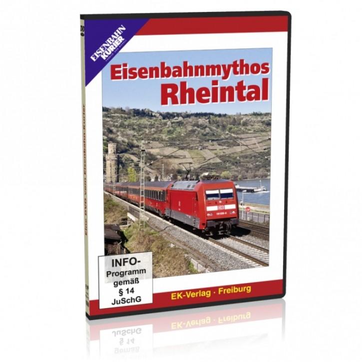 DVD: Eisenbahnmythos Rheintal
