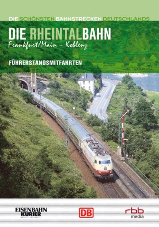 DVD: Die schönsten Bahnstrecken Deutschlands. Rheintalbahn