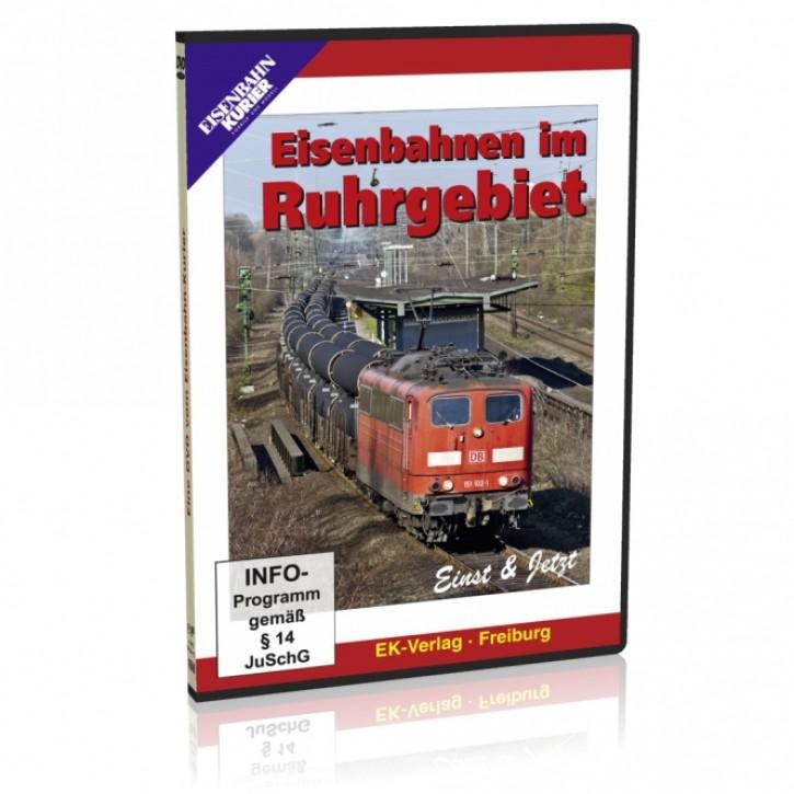 DVD: Eisenbahnen im Ruhrgebiet Einst & Jetzt