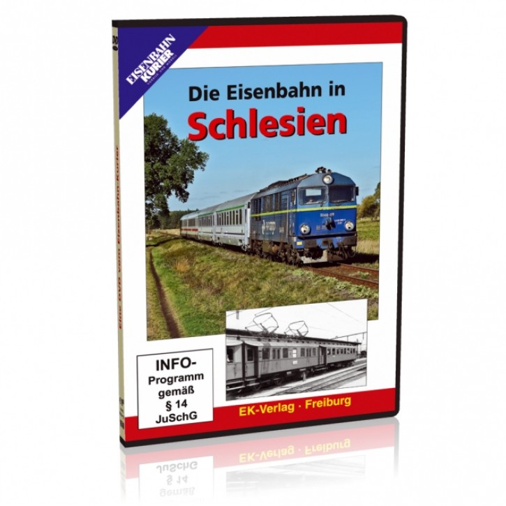 DVD: Die Eisenbahn in Schlesien