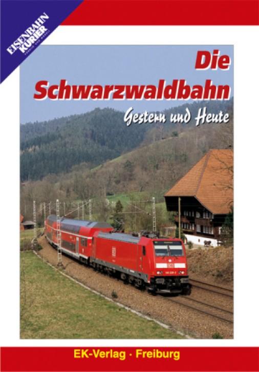 DVD: Die Schwarzwaldbahn gestern und heute