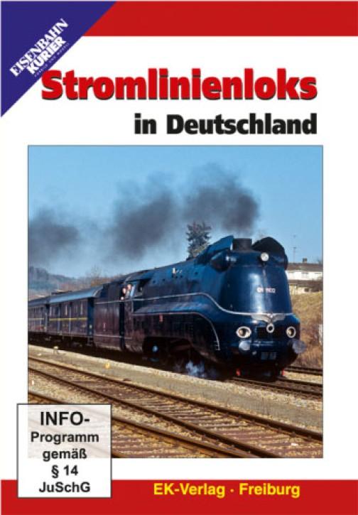 DVD: Stromlinienloks in Deutschland