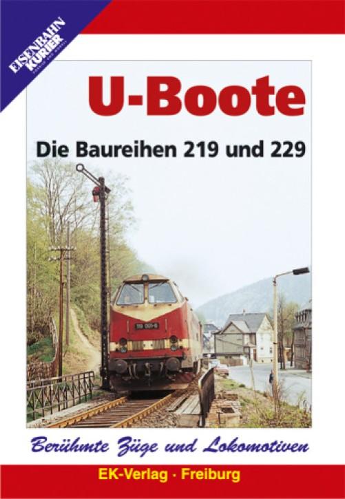 DVD: U-Boote. Die Baureihen 219 und 229