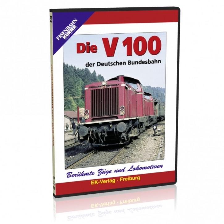 DVD: Die V 100 der Deutschen Bundesbahn