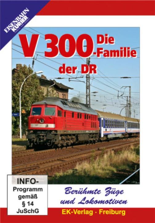 DVD: Die V 300-Familie der DR