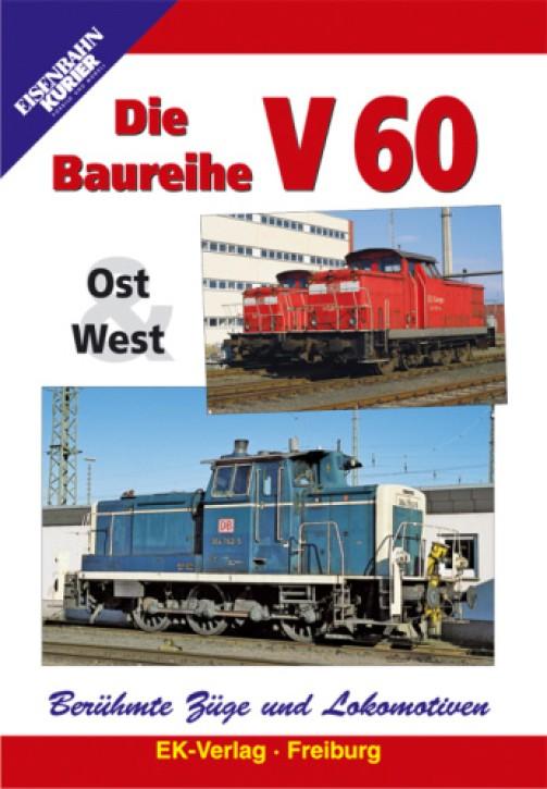 DVD: Die Baureihe V 60 Ost und West