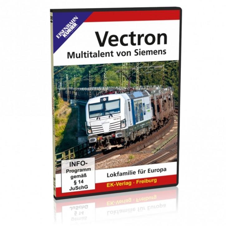 DVD: Vectron. Multitalent von Siemens