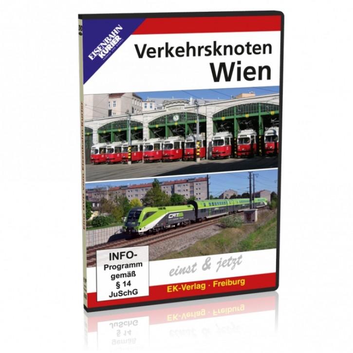 DVD: Verkehrsknoten Wien einst & jetzt