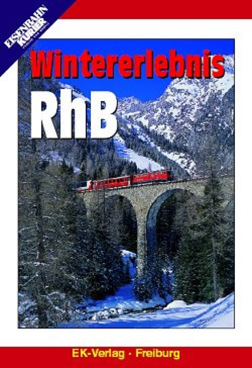 DVD: Wintererlebnis RhB