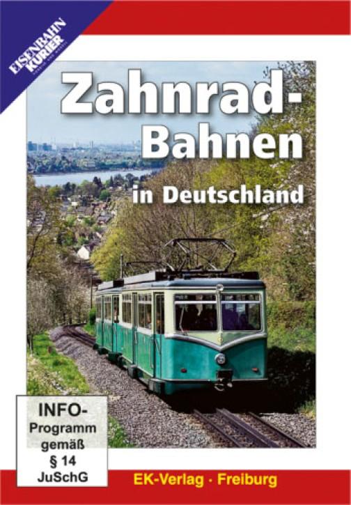 DVD: Zahnradbahnen in Deutschland