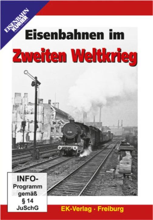 DVD: Eisenbahnen im Zweiten Weltkrieg