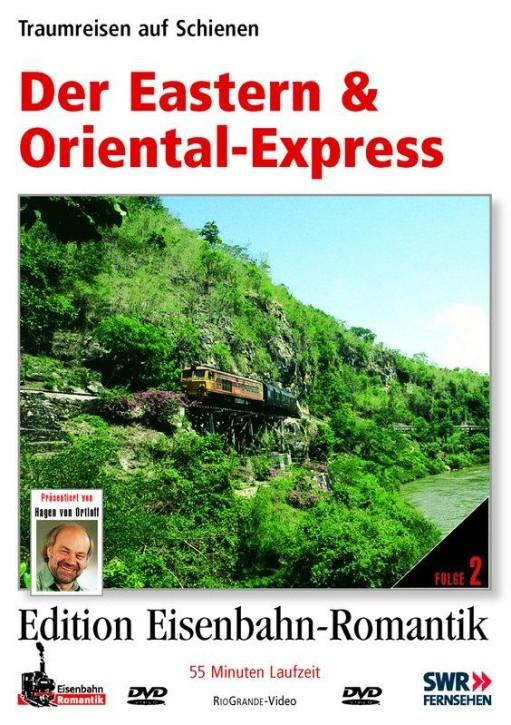 DVD: Der Eastern und Oriental-Express