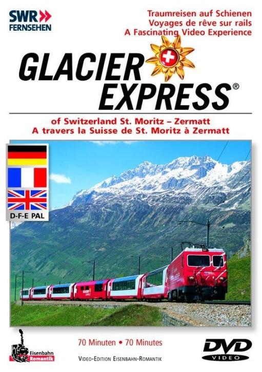 DVD: Glacier-Express