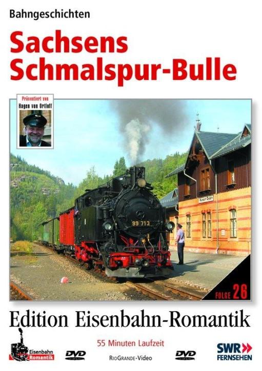 DVD: Sachsens Schmalspur-Bulle