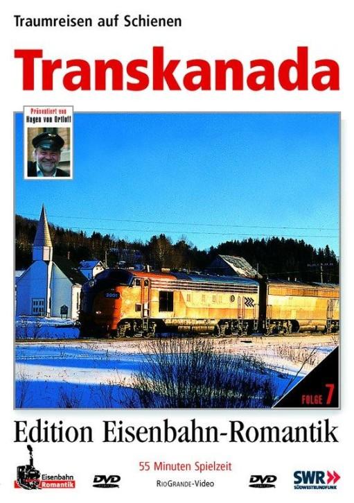 DVD: Transkanada