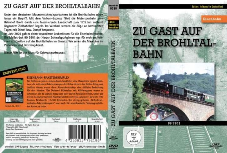 DVD: Zu Gast auf der Brohltalbahn: 99 5901