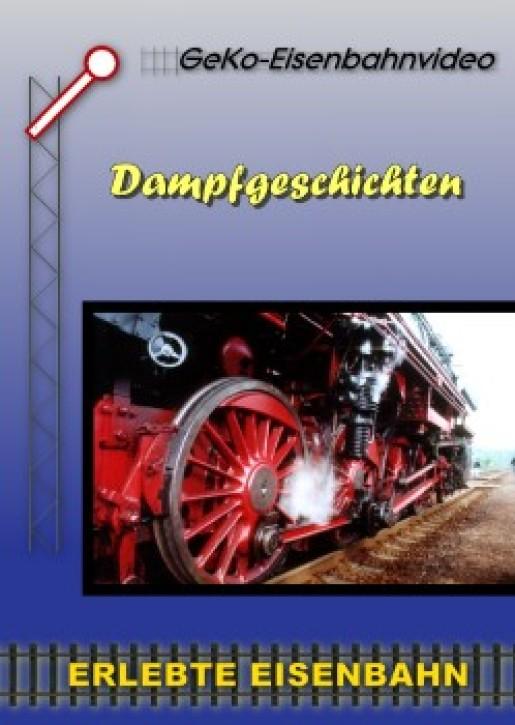 DVD: Dampfgeschichten