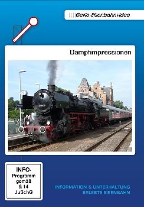 DVD: Dampfimpressionen