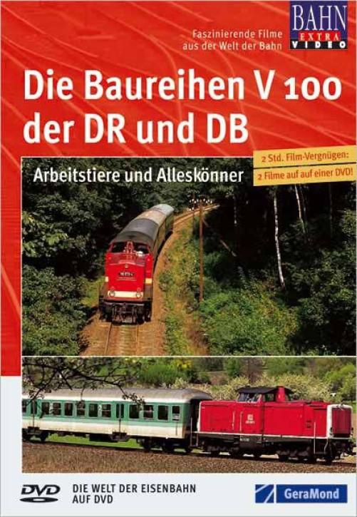 DVD: Die Baureihen V 100 der DR und DB