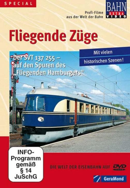 """DVD: Fliegende Züge. Der SVT 137 255 - auf den Spuren des """"Fliegenden Hamburgers"""""""