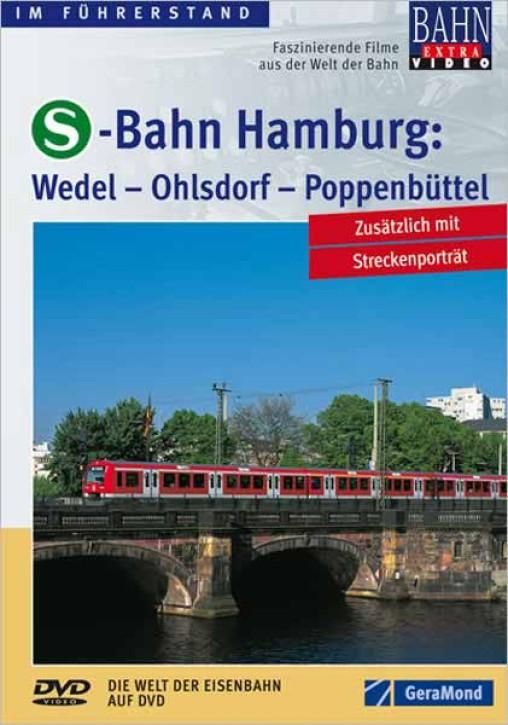 DVD: S-Bahn Hamburg. Wedel - Ohlsdorf - Poppenbüttel