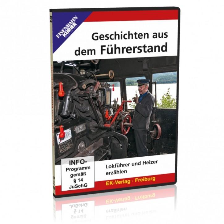 DVD: Geschichten aus dem Führerstand. Lokführer und Heizer erzählen