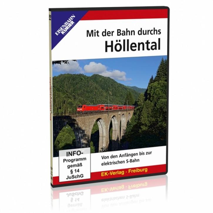 DVD: Mit der Bahn durchs Höllental. Von den Anfängen bis zur elektrischen S-Bahn