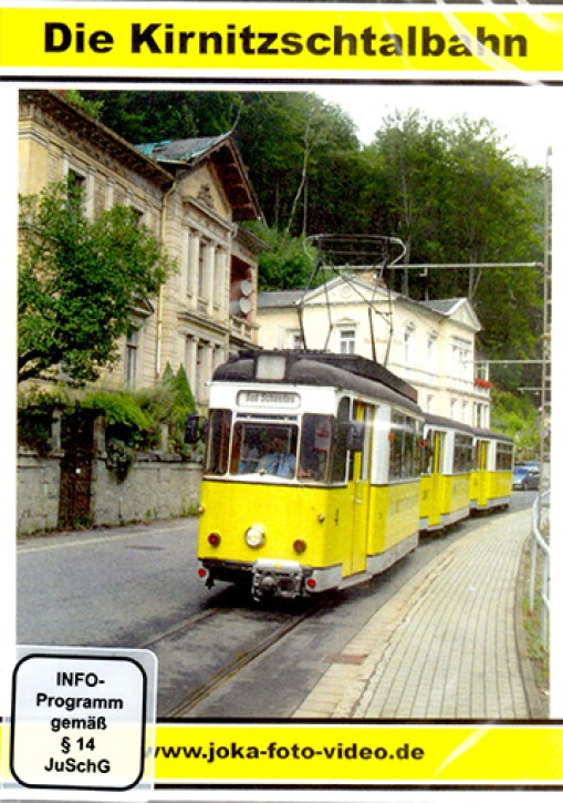 DVD: Die Kirnitzschtalbahn