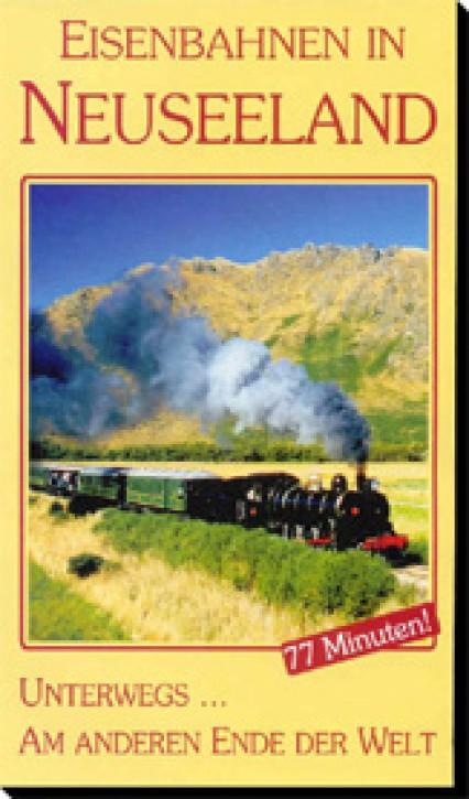 DVD: Eisenbahnen in Neuseeland