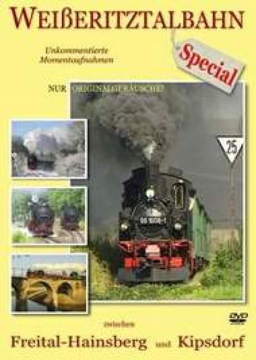 DVD: Weißeritztalbahn - Special
