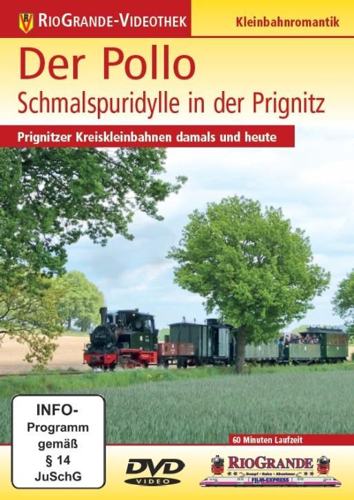 DVD: Der Pollo. Schmalspuridylle in der Prignitz
