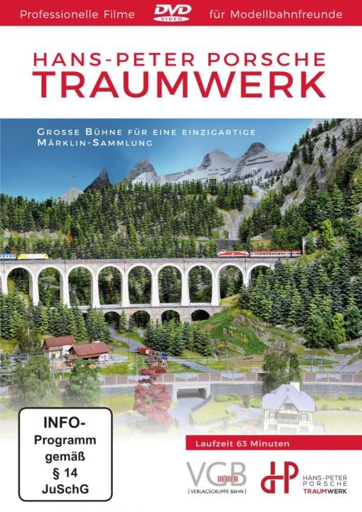 DVD: Hans-Peter Porsche TraumWerk. Große Bühne für eine einzigartige Märklin-Sammlung