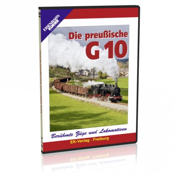 DVD: Die preußische G 10