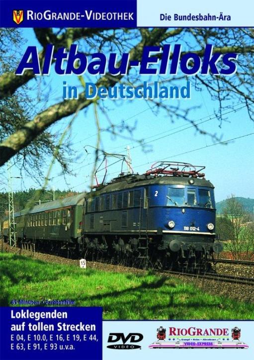 DVD: Altbau-Elloks in Deutschland