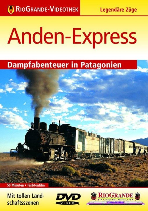 DVD: Anden-Express