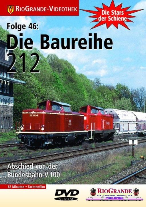 DVD: Stars der Schiene 46. Die Baureihe 212
