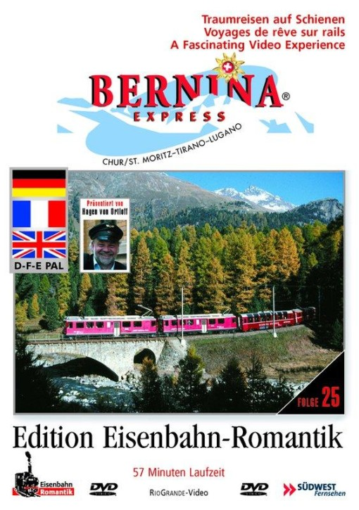 DVD: Bernina-Express